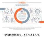 flat line illustration of... | Shutterstock .eps vector #547151776