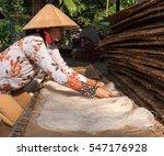 can tho  vietnam   february 4 ... | Shutterstock . vector #547176928