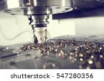 industrial metalworking cutting ... | Shutterstock . vector #547280356