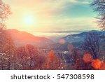 Beautiful Autumn Mountain...