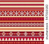 ethnic seamless pattern with... | Shutterstock .eps vector #547310182