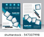 abstract flyer design... | Shutterstock .eps vector #547337998