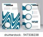 abstract flyer design...   Shutterstock .eps vector #547338238