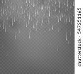 vector illustration rain... | Shutterstock .eps vector #547351165