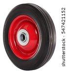 red wheel | Shutterstock . vector #547421152