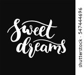 Sweet Dreams Sign   Quote....