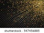 festive explosion of confetti.... | Shutterstock .eps vector #547456885