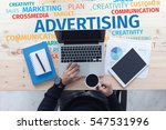 business concept  advertising... | Shutterstock . vector #547531996