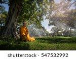 Buddhist Monk  Thai Monk...