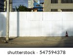 street sidewalk | Shutterstock . vector #547594378