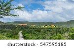 historic old landhouse  ...   Shutterstock . vector #547595185