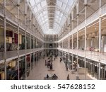 national museums of scotland... | Shutterstock . vector #547628152