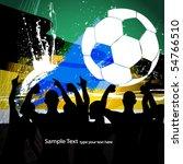 football background | Shutterstock .eps vector #54766510