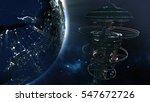 3d rendering. powerful...   Shutterstock . vector #547672726