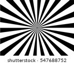 sunburst background.black and... | Shutterstock .eps vector #547688752