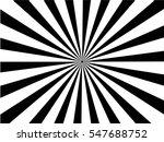 Sunburst Background.black And...