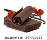 Crushed Dark Chocolates ...