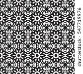 ornamental seamless line... | Shutterstock . vector #547719976