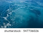 surface of water and wave on... | Shutterstock . vector #547736026