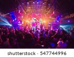 blur club party | Shutterstock . vector #547744996