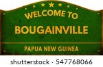 Welcome To Bougainville Papua...