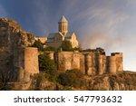 Narikala Castle In Tbilisi ...