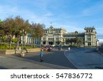 guatemala city   february 24 ... | Shutterstock . vector #547836772