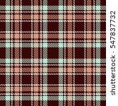 tartan seamless vector patterns ... | Shutterstock .eps vector #547837732