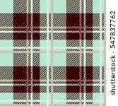 tartan seamless vector patterns ... | Shutterstock .eps vector #547837762