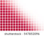 vector abstract red and white... | Shutterstock .eps vector #547852096