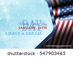 vector holiday background of... | Shutterstock .eps vector #547903465
