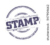 Stock vector easy edited template rubber stamp just swap stamp on your text vector illustration 547904662