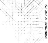 geometric simple minimalistic... | Shutterstock .eps vector #547904692
