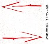 distress grainy overlay shabby... | Shutterstock .eps vector #547922236