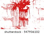 distress overlay drip dirty... | Shutterstock .eps vector #547936102