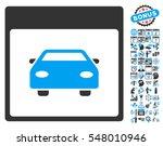 automobile car calendar page...   Shutterstock .eps vector #548010946