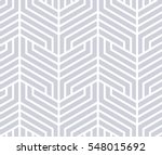 abstract geometric pattern with ... | Shutterstock . vector #548015692