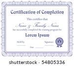 Vector  Certificate Of...