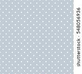 seamless polka dots pattern... | Shutterstock .eps vector #548056936
