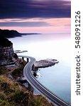 sea cliff bridge | Shutterstock . vector #548091226