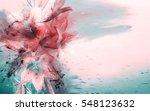 Artistic Lilies Bouquet. Raste...