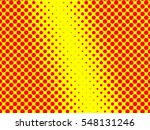 polka background | Shutterstock . vector #548131246