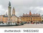 lille  france   june 12  2016 ... | Shutterstock . vector #548222602