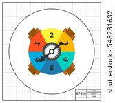 game spinner with numbers and