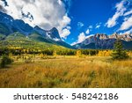 """the """"three sisters"""" mountains... 