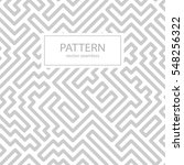 striped seamless geometric... | Shutterstock .eps vector #548256322