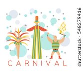 vector collection with carnival ...   Shutterstock .eps vector #548279416