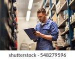 car service  repair ... | Shutterstock . vector #548279596