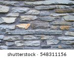 Pattern Of Decorative Slate...