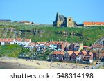 Whitby North Yorkshire England. ...